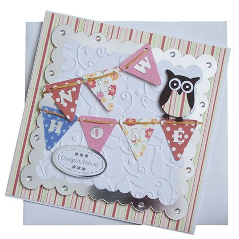 Handmade New Home Card Ideas - new home handmade cards just b cause