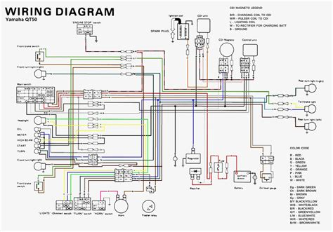 wiring diagram yamaha rx king image collections diagram sle