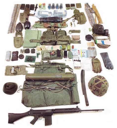 british pattern 44 web gear complete equipment fighting order