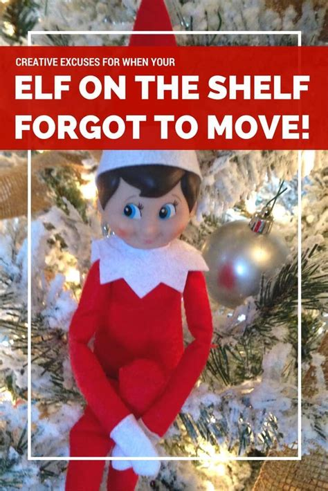 printable elf on the shelf excuses 15 excuses your elf on the shelf forgot to move
