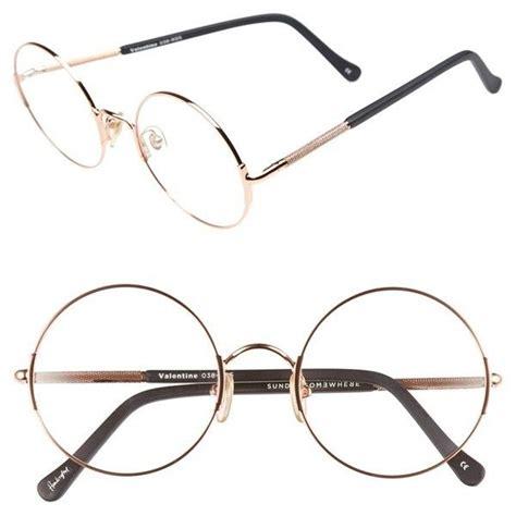 best 25 circle glasses ideas on glasses