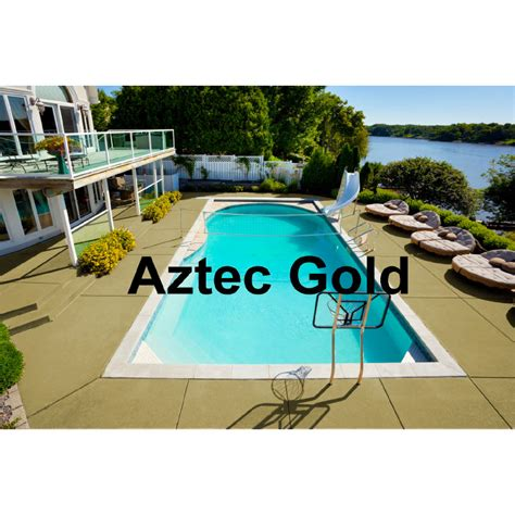 deck kote acrylic waterbase deck paint  gallon aztec