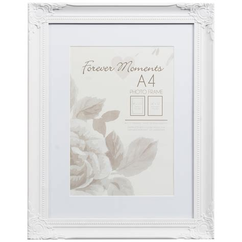 Frame Uk A4 a4 mounted vintage photo frame 16 x 12 quot home decor