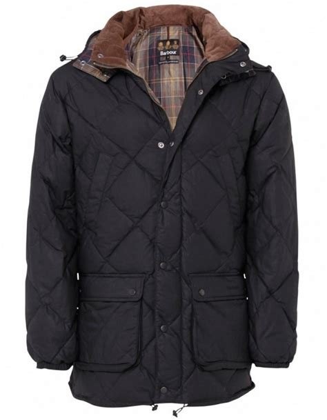 Mens Quilted Wax Jacket by Barbour Wax Quilted Jacket Jules B