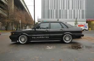 parked cars 1984 audi 4000cs quattro