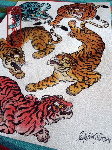 traditional tiger tattoo 25 best ideas about traditional tiger on