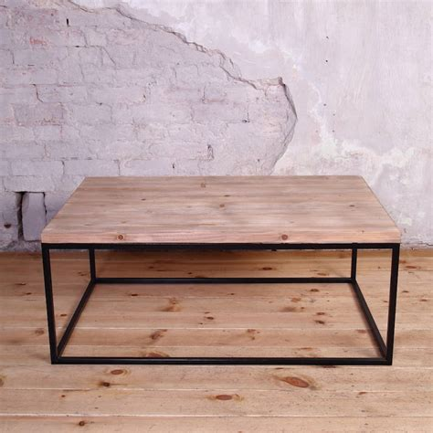 Industrial Style Coffee Table Industrial Style Coffee Table By Cosywood Notonthehighstreet