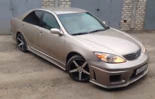Modified Toyota Camry 2002 Toyota Camry Le Xv30 Custom Kit Toyota Tuning