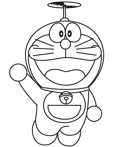 dora emon coloring page flying doraemon coloring page h m coloring pages