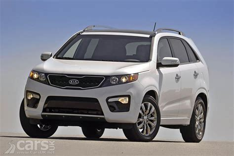 Price Of Kia Sorento 2013 2013 Kia Sorento Facelift Photo Gallery Cars Uk