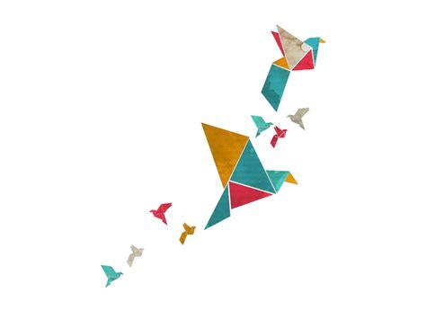 Dessin Oiseau Origami by Tatouage Temporaire Oiseau Origami 6 Les Esth 232 Tes