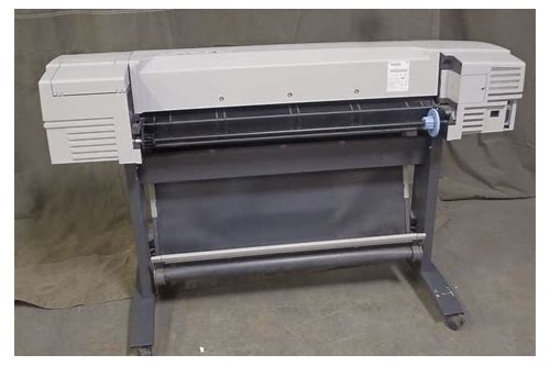 hp designjet 500 42 by hp download
