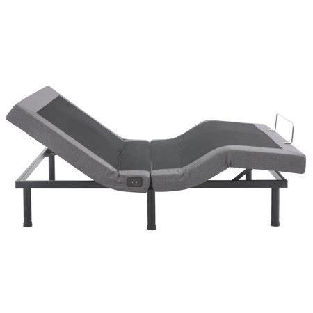 modern sleep adjustable comfort upholstered adjustable bed base with ergonomic