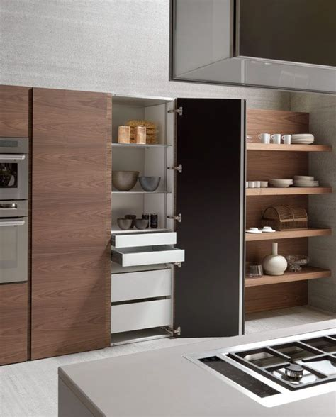 modern kitchen pantry designs 17 best ideas about modern kitchen cabinets on pinterest