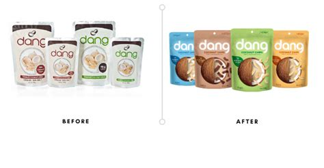 notable package design updates  natural brands