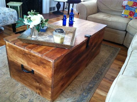 items similar to wood quot shipping crate quot coffee table on etsy