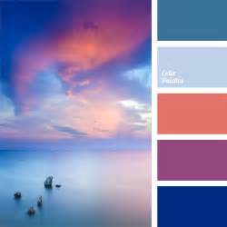 what color is the sky really color of sky at sunset color palette ideas
