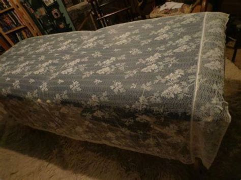 Lace Tablecloth Rectangle   eBay