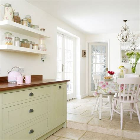 contemporary cottage kitchen makeover home open plan kitchen diner take a tour of a modern country