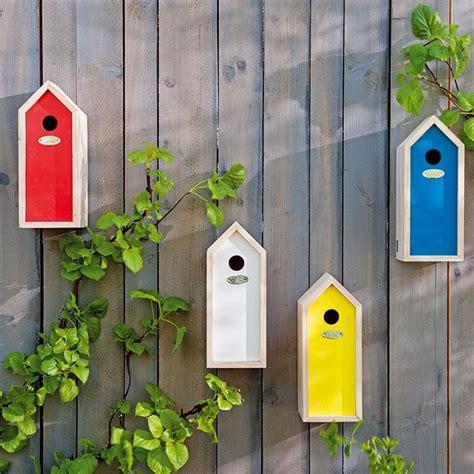 Leuke Dingen Voor Aan De Schutting by Leuke Vrolijke Vogelhuisjes Voor Aan Je Schutting