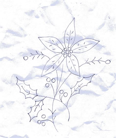 disegni fiori da ricamare l angolo creativo di settembre 2011