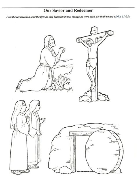 lds coloring pages atonement 23 best primary coloring pages images on pinterest lds