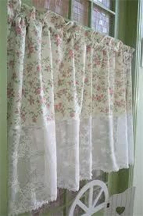Gorden Shabby Chic Shabby Chic Curtains On Window Valances