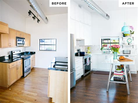 kitchen layout before and after 40 kitchen before and after remodeling ideas with images