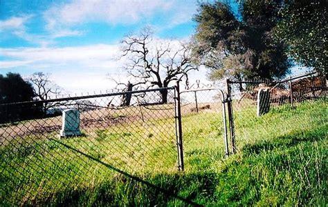 El Dorado County Records Morrison Ranch Cemetery El Dorado County California