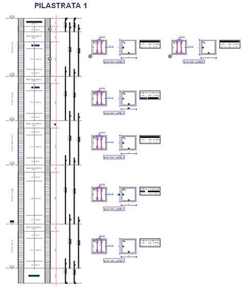 tavolo tondo dwg pilastri in c a disegni cad dwg