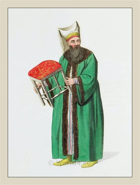 ottoman costumes the costume of turkey ottoman empire officials and