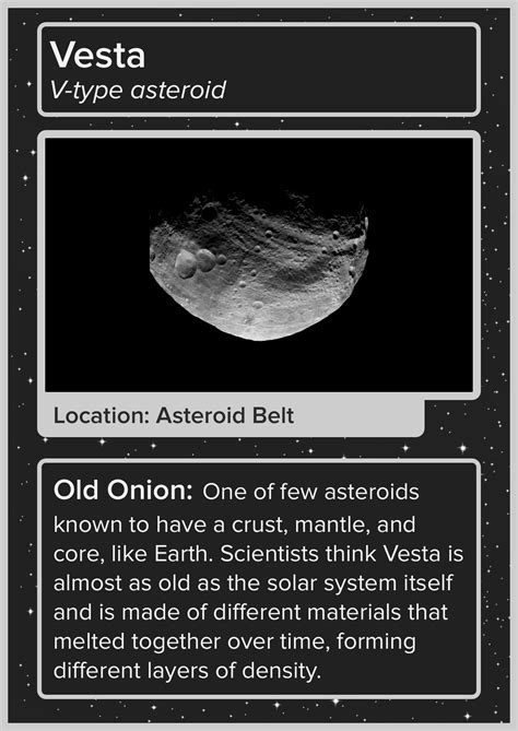 Facts About Asteroids That Rock - Science Friday
