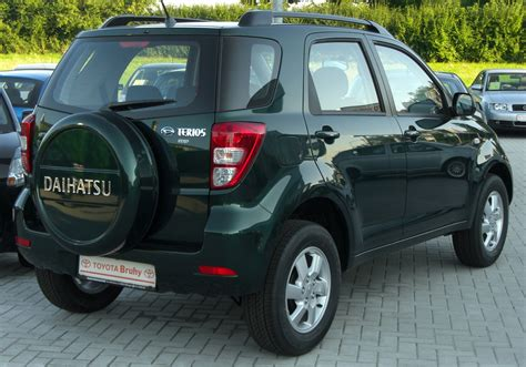 daihatsu terios 2015 daihatsu terios 2014 2015 daihatsu terios review by