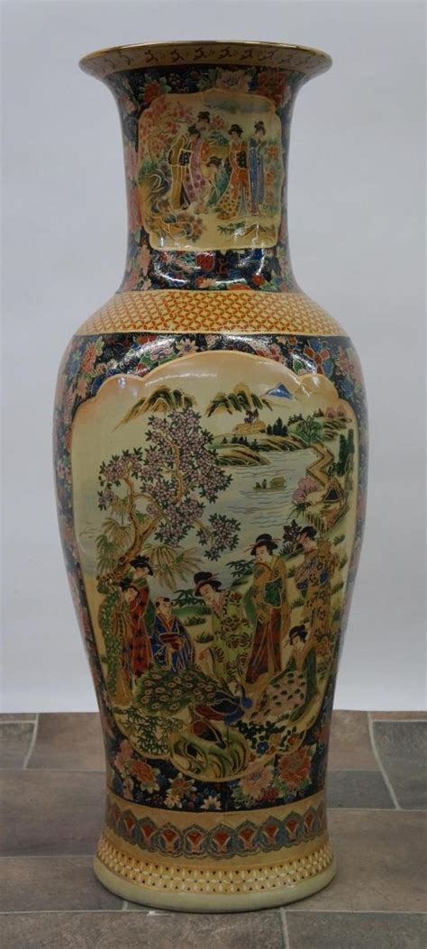 Oriental Floor Vases Oriental Floor Vases Pictures To Pin On Pinterest Pinsdaddy
