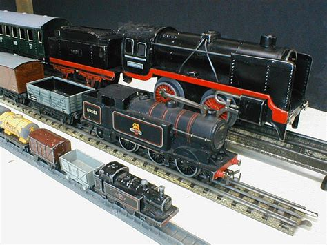 Three Small Trains Wood Toys history of model railways