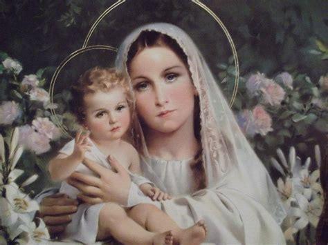 madonna di ciglio simboli della madre