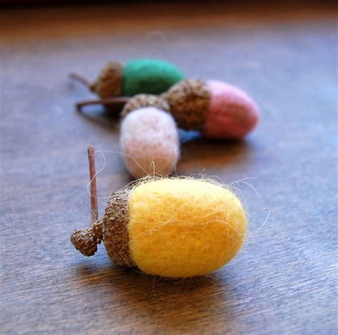 Handmade By Jenn - market adorable handmade acorns made by jenn