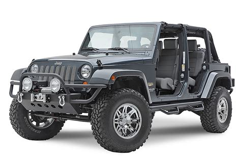 Jeep Jk Steps Smittybilt Nerf Step Side Bars For 07 17 Jeep 174 Wrangler