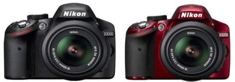 Kamera Nikon D3100 Warna Merah berbagi informasi spesifikasi nikon d3200