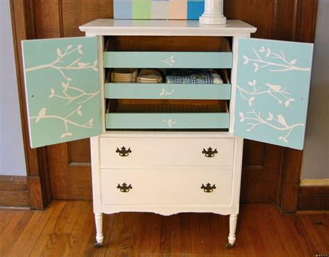 nursery chest diy makeover