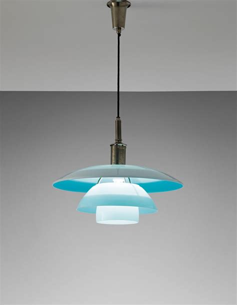 poul henningsen daylight ceiling light 5 5 type shades