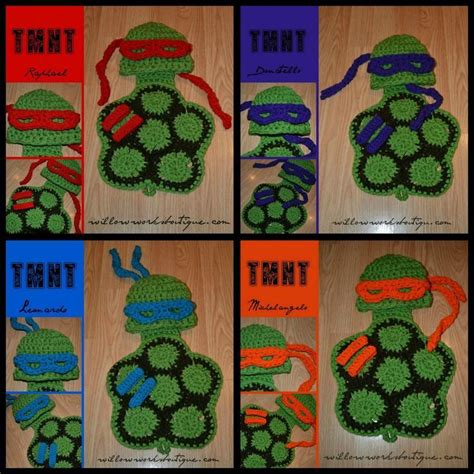 pattern for ninja turtle mask ninja turtle crochet pattern free free pattern