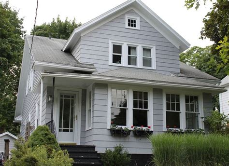 grey and white house 70 best images about house paint combos on pinterest