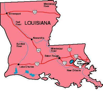 louisiana map clipart maps for design editable clip powerpoint maps