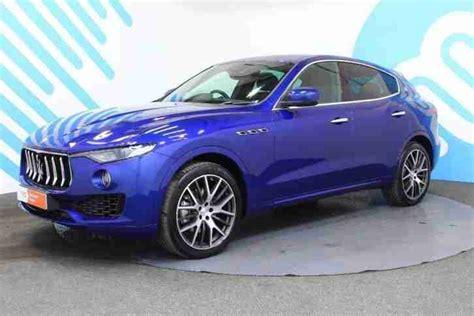 maserati 2017 4x4 maserati 2017 levante 3 0 td 4x4 5dr car for sale