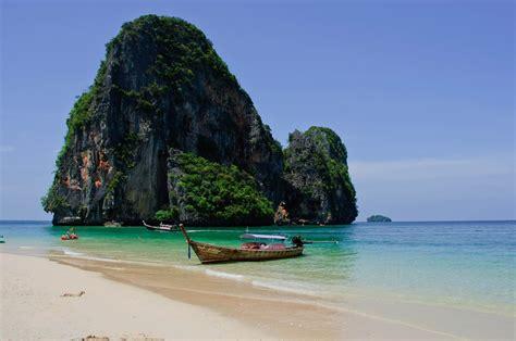 krabi best beaches top world travel destinations krabi thailand most