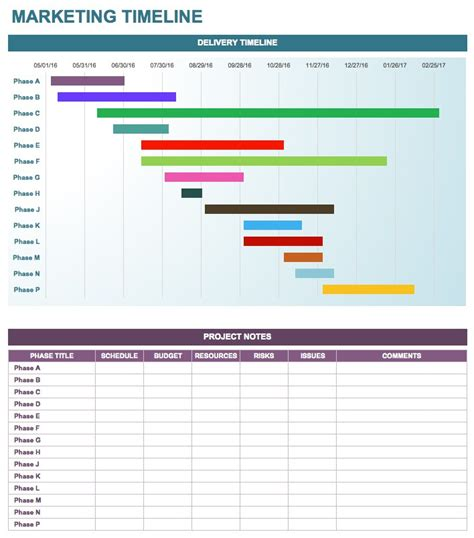 advertising timeline template timeline templates 20 free excel word pdf psd format