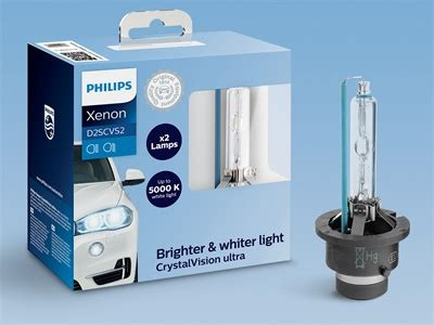 Lu Philips Xenon new philips xenon crystalvision ultra upgrade is available automotive service professional