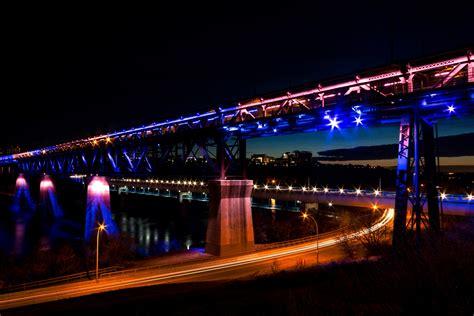 Chandeliers Edmonton Edmonton High Level Bridge Lights Images