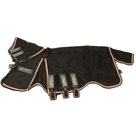 horseware rug liners rambo optimo turnout rug with 400g liner black orange redpost equestrian